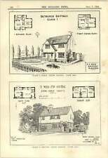 1906 Weekend Cottage Built By Preston Fleetwood Cost £275