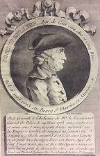 Joseph Rullier Agé de 105 ans Bourg-Saint Maurice Savoie Gérontologie XVIIIe