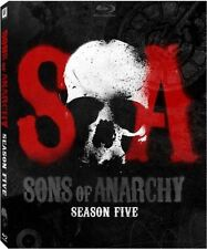 Sons of Anarchy: Season 5 (BLU RAY, 3 DISC)