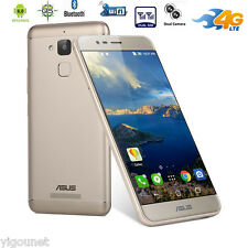 "5.2""ASUS 4G LTE Android 6.0 Smartphone QuadCore Dual SIM 16GB 13MP Cellulare EU"