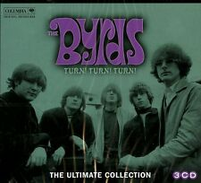 BYRDS - TURN ! TURN ! TURN! THE ULTIMATE COLLECTION - BOX 3  CD  NUOVO SIGILLATO