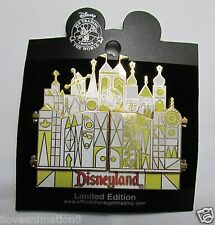 Disney Small World Castle Annual Passholder Hinged Pin