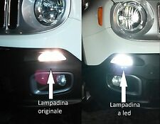 LUCI DIURNE-POSIZIONE 5/21 W BA15D JEEP RENEGADE LED NO ERROR by SIMONI RACING