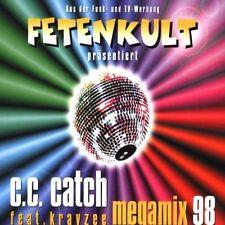 C.C. Catch Megamix 98 (& Krayzee) [Maxi-CD]