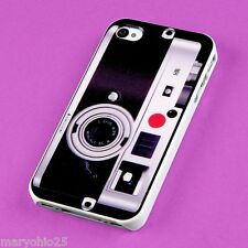 L3X New Vintage Camera Back Skin Hard Cover Case for Apple i-phone 4 4S 4G G S