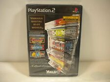 PlayStation2 -- Yamasa Digi World 2 LCD Edition DX -- NEW! PS2. JAPAN GAME. 2659