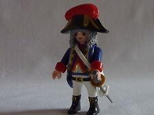 playmobil personnage bateau mer ocean soldat le pirate et son épée