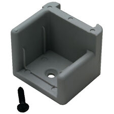 Pontoon Boat Anti-Rattle Gray Left Hand Hinge Door Stop