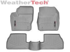 WeatherTech® Floor Mats FloorLiner - Ford Focus - 2012-2016 - Grey