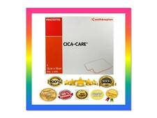 ⭐️ 15x12cm!! ⭐️LARGEST CICA-CARE SILICONE SHEET⭐️SCAR REDUCTION⭐️FAST UK MAIL⭐️