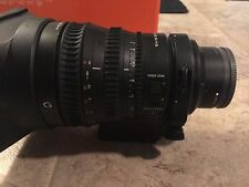 Sony 28-135mm FE PZ F4 G OSS Full-frame E-mount