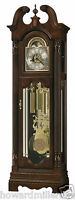 Howard Miller 611-194 Beckett - Traditional Chiming Cherry Grandfather Clock
