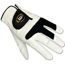 1pairs Golf gloves New Men Women Youth Kids Womens White Cabretta Meridian XLINE