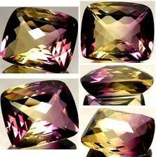28ct Handcrafted Ametrine Gem of Spanish Conquistador Ancient Persia Camel Route