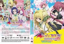 *Uncensored Version* ~ To Love-Ru Darkness 2nd (Season 4) ~ 2-DVD SET ~ Eng Sub