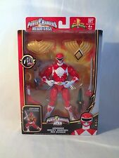 Power Rangers Megaforce Armored Mighty Morphin Red Ranger Complete in Box
