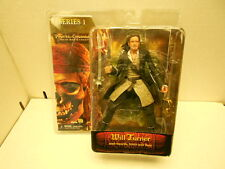 Pirates of the Caribbean Dead Man's Chest Series 1 Will Turner