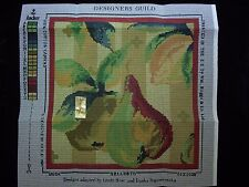 """Designers Guild """"NELL ORTO"""" Tapestry Kit/Printed Canvas/SG/Anchor Wool"""