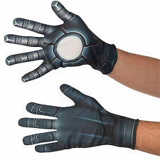 Captain America Civil War - War Machine Costume Gloves Adult Marvel Comics 32879