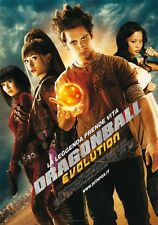 POSTER DRAGONBALL EVOLUTION JUSTIN CHATWIN MOVIE BIG A3