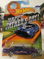 Hot Wheels Happy Father's Day '63 Mustang II Concept