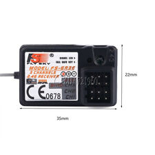 Flysky FS-GR3E Upgraded AFHDS 2.4G 3CH Receiver for GT3B GT2 GT3C Car Boat RC284