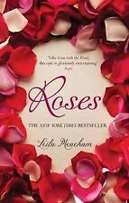 PAPERBACK BOOK : ROSES by LEILA MEACHAM (has been likened to Gone With The Wind)