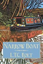Narrow Boat by L. T. C. Rolt (2014, Paperback)