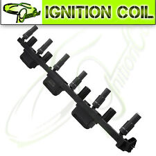 Ignition Coil New Pack for 2000-2006 Jeep Grand Cherokee Wrangler 4.0L I6 uf296