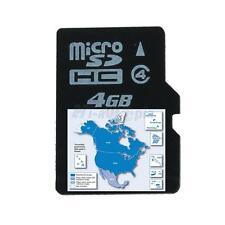 Map Card with 4GB TF Card for Car DVD Player Stereo North American GPS