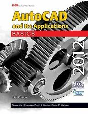 AutoCAD and Its Applications Basics 2012 by David P. Madsen, Terence M....