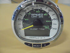 SEA RAY SMARTCRAFT SC 1000 SPEEDO GAUGE 70MPH / SMART TOW