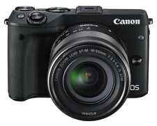 CANON EOS M 3 + EF M 18-55 IS STM Systemkamera