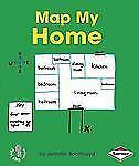 Map My Home (First Step Nonfiction - Map It Out)