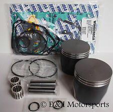2004 SKI-DOO MXZ MX Z 800 HO ADRENALINE *DUAL RING PISTONS,BEARINGS,GASKETS 82mm
