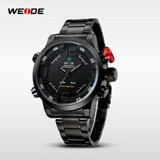Weide WH2309-B-White Montre Homme
