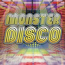 Monster Disco by Various Artists (CD, Apr-2002, Razor & Tie)