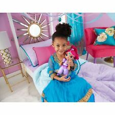 NEW Fisher-Price Shimmer and Shine Talk and Sing Shimmer Doll