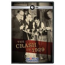 American Experience: The Crash of 1929 (2009, DVD NEUF)