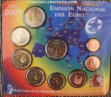 2007  EUROS COLECCIÓN EURO  BLISTER ORIGINAL  OFICIAL  ESPAÑA EUROPA