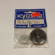 KYOSHO PEUGEOT 405 FORD RS200 FLYWHEEL SET NIP FD21 VINTAGE