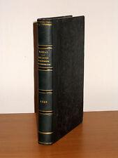 BARRAL BULLETIN HEBDOMADAIRE DE L'AGRICULTURE 1869