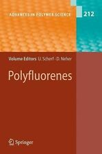 Advances in Polymer Science: Polyfluorenes 212 (2010, Paperback)
