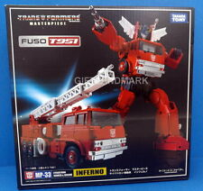 Tomy Takara Transformers Masterpiece MP-33 INFERNO Action Figure G1 FUSO T-951