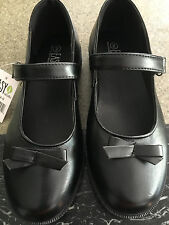 Girl's shoes, NEW, BLACK Mary-Jane, size 11