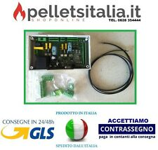 scheda centralina stufe a pellet universale + display + cavo DUEPI