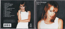 CD 10 TITRES KYLIE MINOGUE HITS + BEST OF 2000 TBE