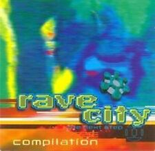 Rave City-The next Step (1995) AWeX, DJ Hooligan, Hardsequencer, Cherry.. [2 CD]