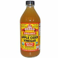 Bragg Apple vinagre de sidra - 473ml
