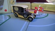 Matchbox Yesteryear Y 3 Talbot Van Wrights Soap Rear Doors open Diorama  ?